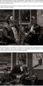 Soul Jazz Rebels au MollyMalone's